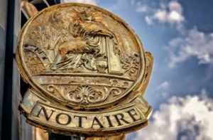 honoraires du notaire